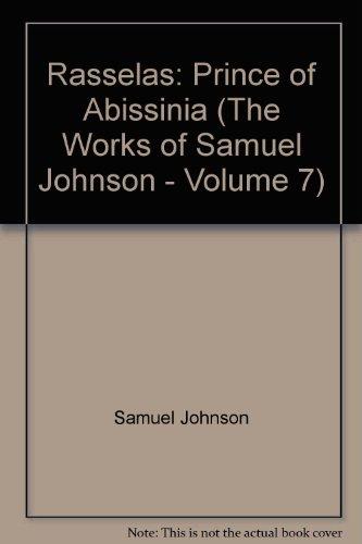 9781582012223: Rasselas: Prince of Abissinia