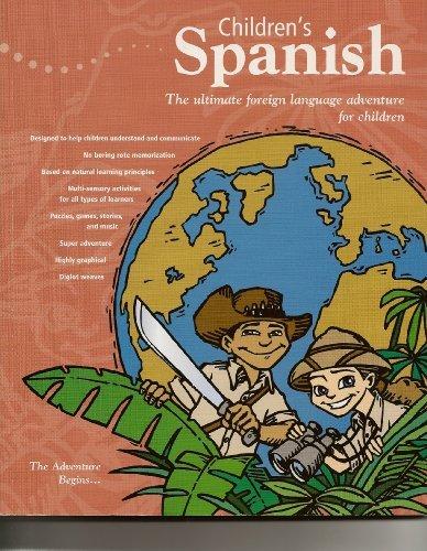 Children's Spanish: Parent's Guide (Power-Glide Foreign Language: Blair, Robert W.;