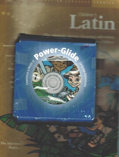 9781582040332: Children's Latin Activity WorkBook (Power-Glide Foreign Language Courses)