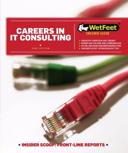 Careers in IT Consulting: WetFeet