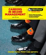 9781582078182: Careers in Brand Management