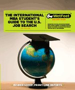 9781582078366: The Intern.MBA Student's Guide to the U.S. Job Search