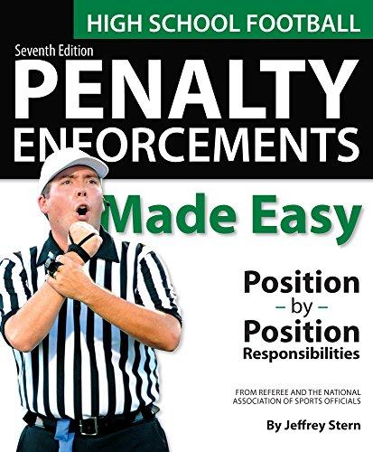 9781582082547: High School Penalty Enforcements Made Easy