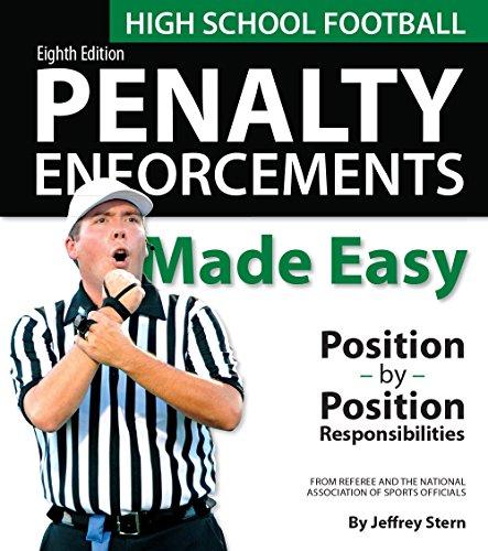 9781582082820: High School Penalty Enforcements Made Easy