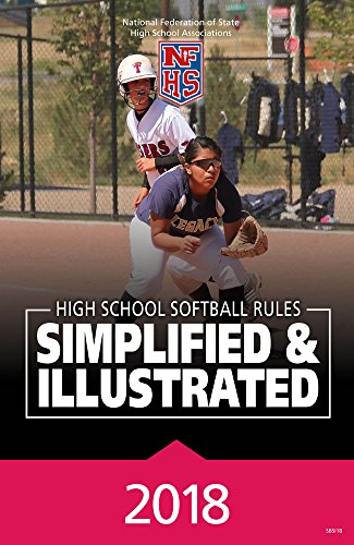 2018 Nfhs Softball Rules Simplified Illustrated By
