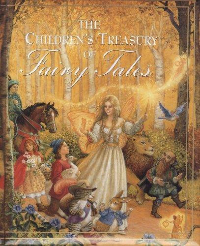 9781582090481: The Children's Treasury of Fairy Tales