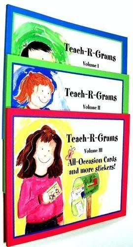9781582094984: Teach-R-Grams (3 Volumes Set)