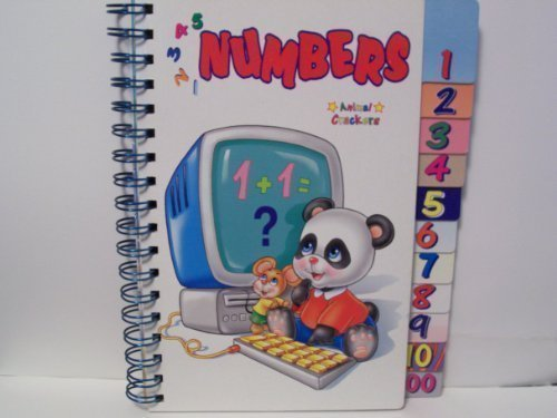 Animal Crackers 4 Book Set (Numbers, Colors,: Books Are Fun