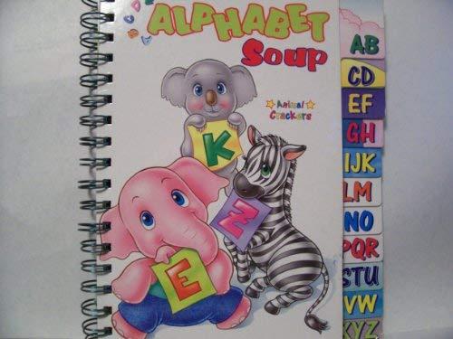 9781582098753: Alphabet Soup (Animal Crackers)