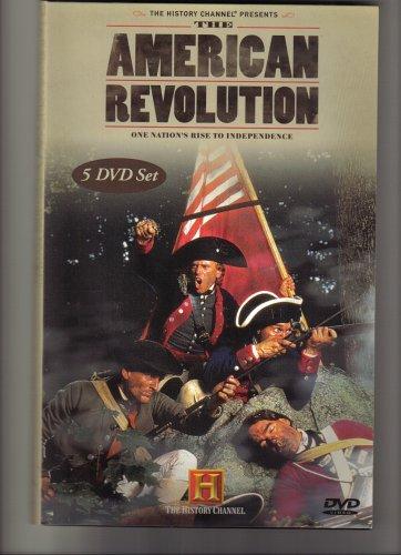 The American Revolution 5 DVD Set (History