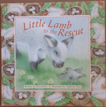 9781582099040: Little Lamb to the Rescue