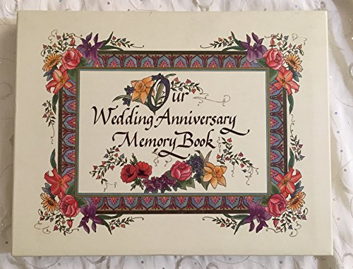 9781582099545: Our Wedding Anniversary Memory Book
