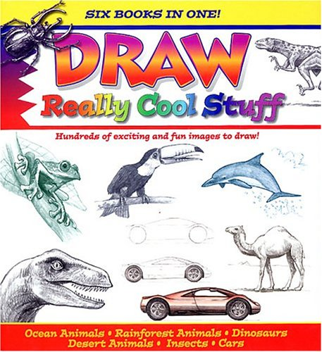 Draw Really Cool Stuff.: Doug DuBosque.