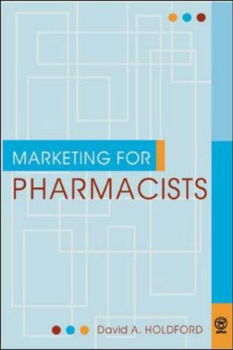 9781582120041: Marketing for Pharmacists