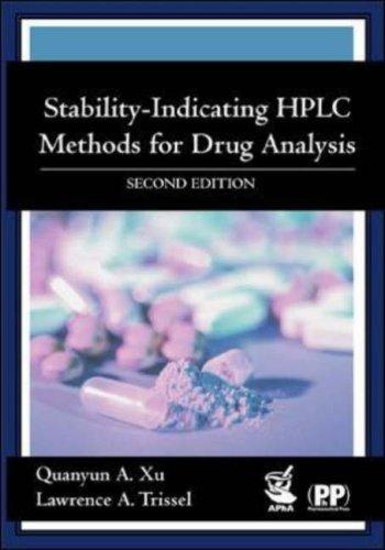 9781582120461: Stability-Indicating HPLC Methods for Drug Analysis