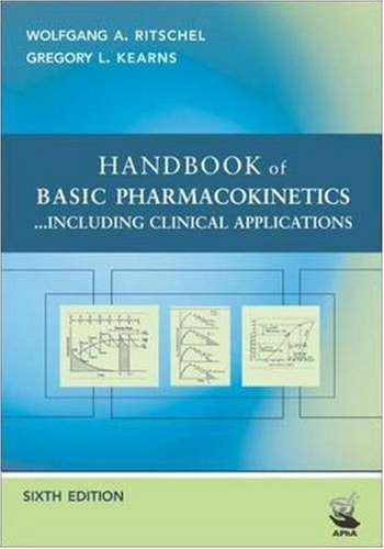 Handbook of Basic Pharmacokinetics: Wolfgang A. Ritschel,