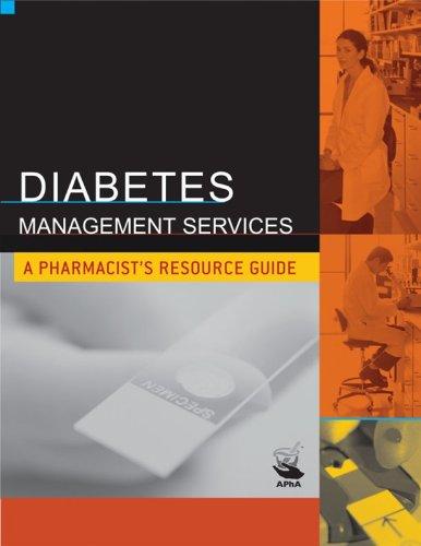 Diabetes Management Services: American Pharmacists Association