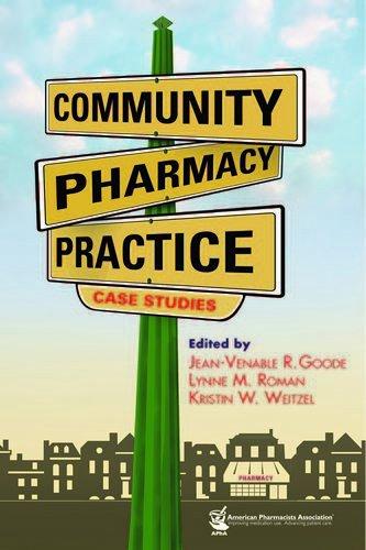 9781582121055: Community Pharmacy Practice Case Studies