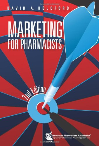 9781582121062: Marketing for Pharmacists