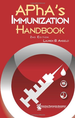 9781582121659: APha's Immunization Handbook
