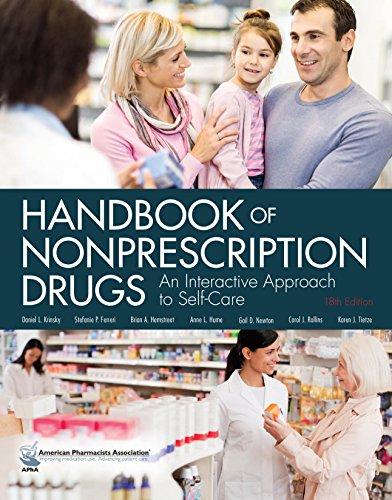 9781582122250: Handbook of Nonprescription Drugs