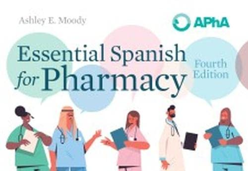 9781582122380: Essential Spanish for Pharmacy (English and Spanish Edition)