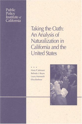 Taking the Oath : An Analysis of: Hans P. Johnson,