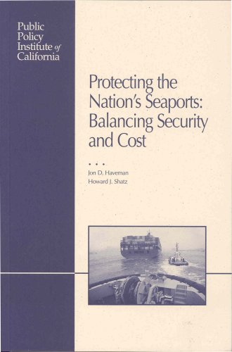 9781582131207: Protecting the Nation's Seaports: Balancing Security and Cost