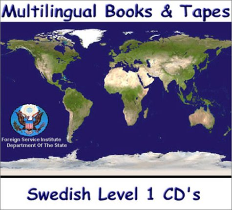 Swedish Basic FSI CD Course: Foreign Service Institute