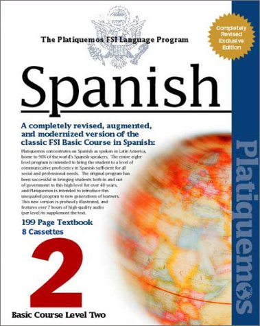 9781582142791: Platiquemos Fsi Language Program: Spanish, Level 2 (Spanish Edition)