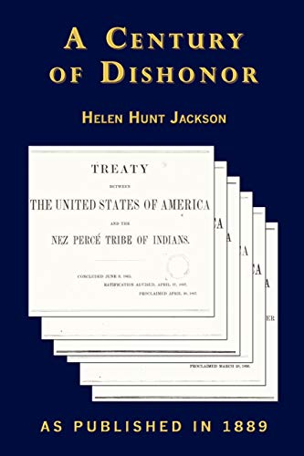 helen hunt jackson a century of dishonor
