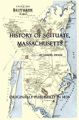 9781582187372: History of Scituate Massachusetts