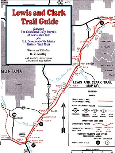 9781582187686: Lewis and Clark Trail Guide