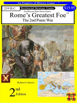 9781582190488: Rome's Greatest Foe: 2nd Punic War (Axis & Allies variant)
