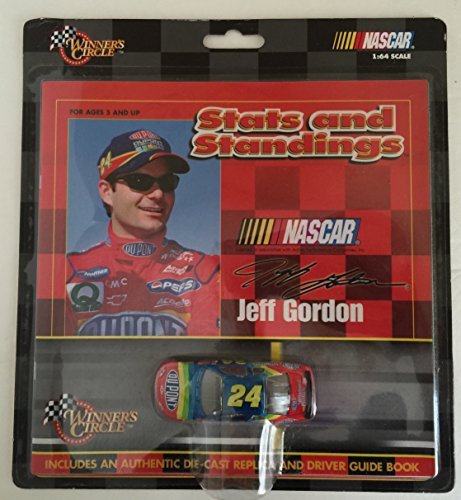 9781582240152: Jeff Gordon's Stats and Standings (Nascar Stats and Standings)