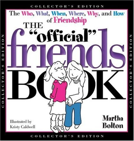 9781582293073: The Official Friends Book (Collector's Edition) (Official Book)