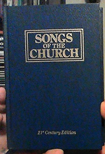 9781582293240: Songs of the Church 21st Century Edition - Maroon