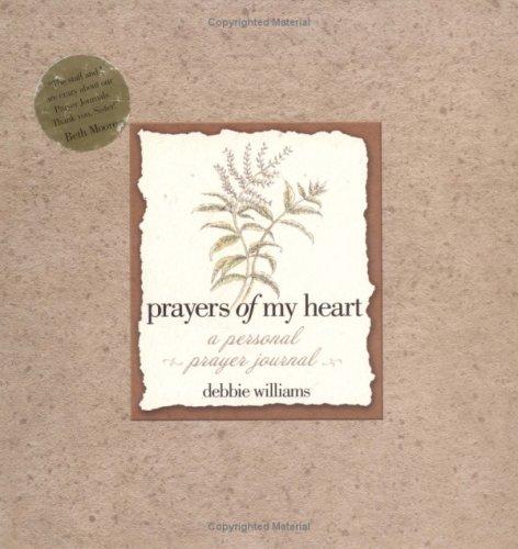 9781582294025: Prayers of My Heart