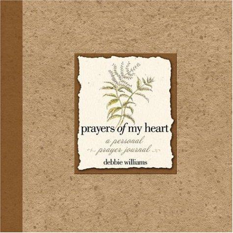 9781582294438: Prayers of My Heart
