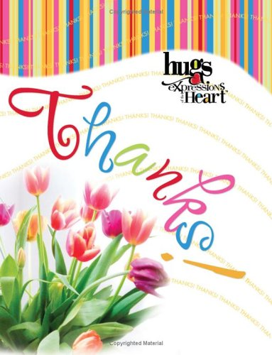 9781582295626: Thanks! (The Hugs Expressions Series)