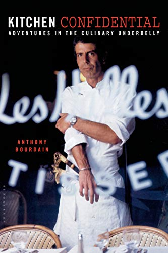 Genial 9781582340821: Kitchen Confidential: Adventures In The Culinary Underbelly