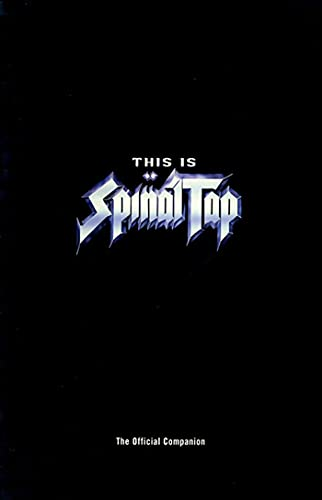 This Is Spinal Tap: The Official Companion (SIGNED by Harry Shearer + Photo): Shearer, Harry; ...
