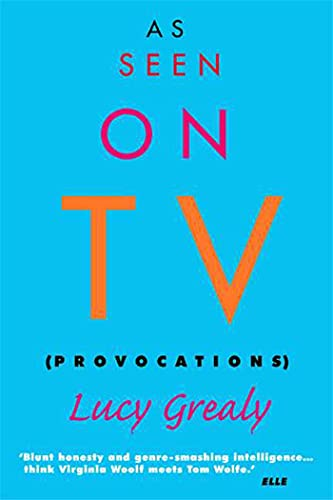 9781582341538: As Seen on TV: Provocations