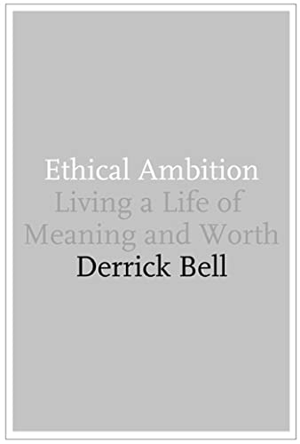 9781582342054: Ethical Ambition: Living a Life of Meaning and Worth