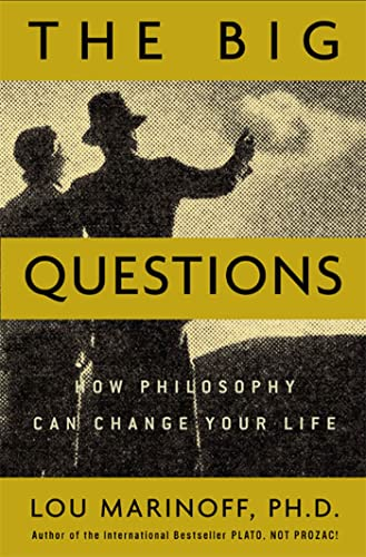 9781582342535: The Big Questions: How Philosophy Can Change Your Life