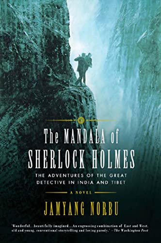 9781582343280: The Mandala of Sherlock Holmes: The Adventures of the Great Detective in India and Tibet