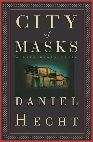 9781582343594: City of Masks: A Cree Black Novel