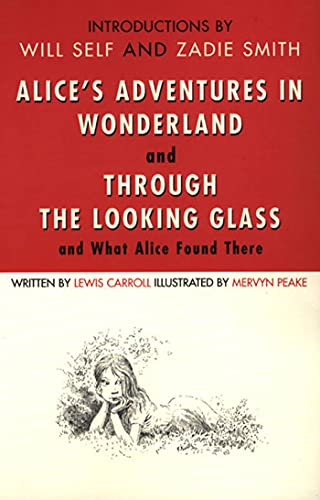 9781582343631: Alice's Adventures in Wonderland and Through the Looking Glass
