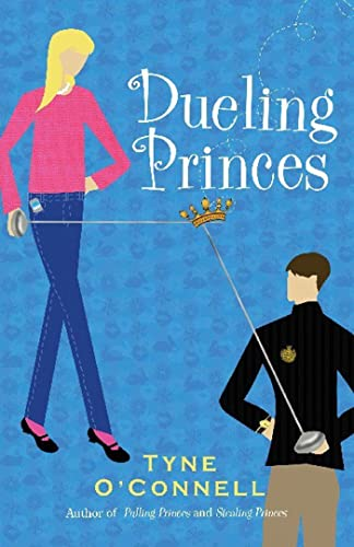 9781582346588: Dueling Princes: The Calypso Chronicles, Book 3