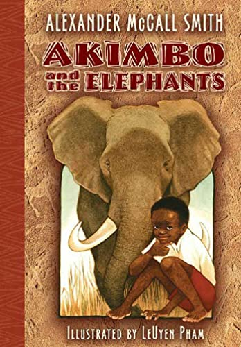 Akimbo and the Elephants ***SIGNED & DATED***: Alexander McCall Smith